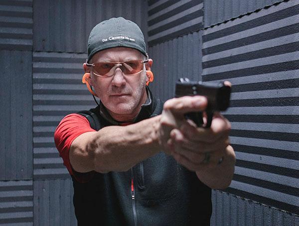 NW Handgun Academy about Barney Ballestrazze